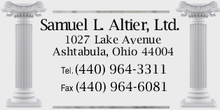 Samuel Altier Attorney